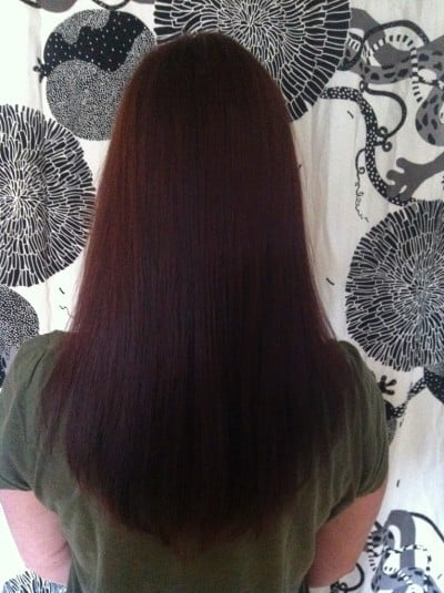 Vidall Sassoon Colour Finity Test