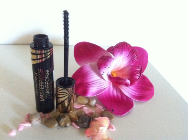 Max Factor - Masterpiece Transform Mascara Test
