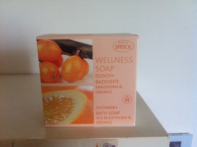 SPEICK Naturkosmetik Wellness Soap Sanddorn & Orange Dusch- und Badeseife Test