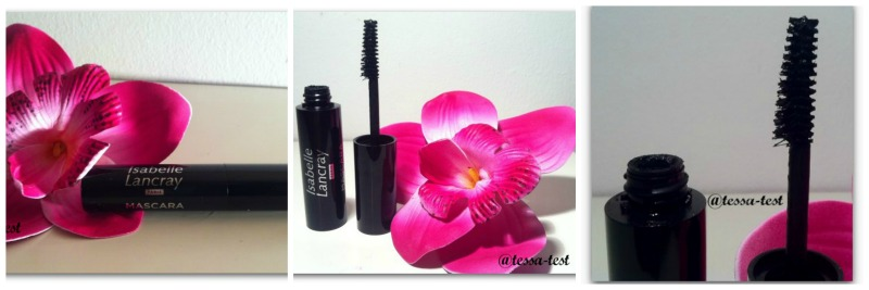 isabelle lancray mascara test