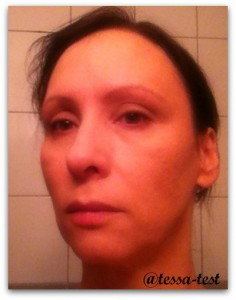 isabelle lancray mit puder und make up