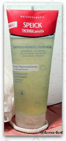 Speik Thermal Sensitiv Duschgel test
