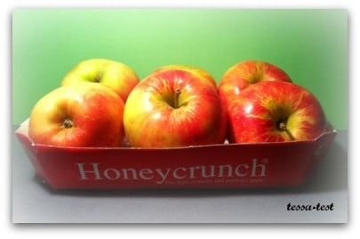 honeycrunch apfel test