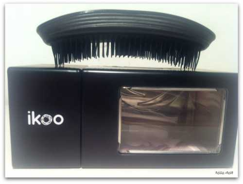 Ikoo Brush Home Haarbürste Test 2