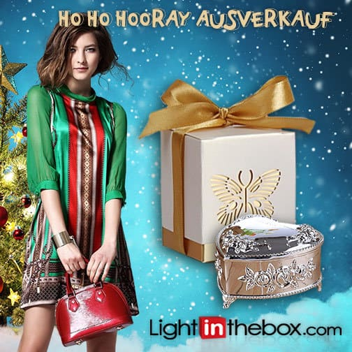 Xmas Sale lightinthebox