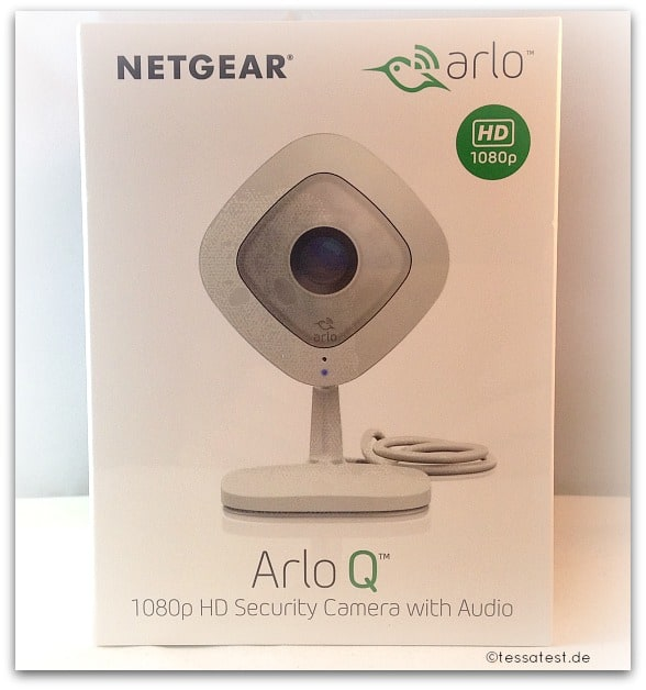 netgear arlo q hd kamera im test. Black Bedroom Furniture Sets. Home Design Ideas
