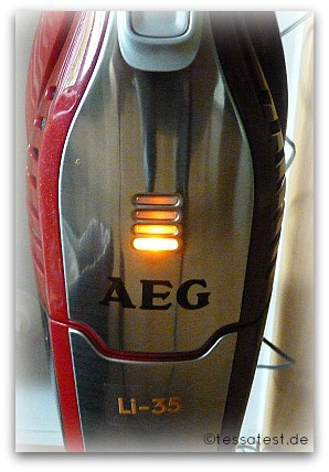 AEG ECO Li 35 Ergorapido AG35POWER 2in1 Akku Staubsauger