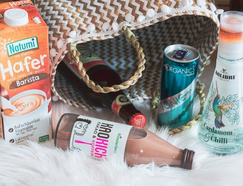 Snacks & Erfrischungen in der Degustabox August 2019